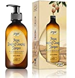 Vitamins Arganöl Anti Schuppen Haar Shampoo - Pflegeprodukt mit Kräuterölen gegen Schuppen Rückstände, hält Haar & Kopfhaut gesund