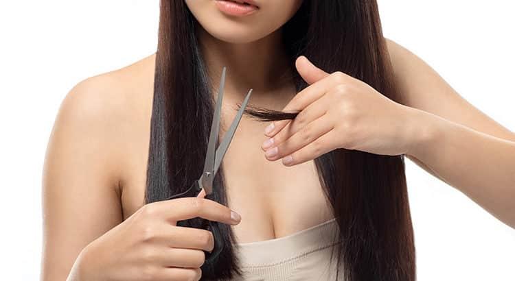 Haare selbst schneiden ist einfacher, als viele denken