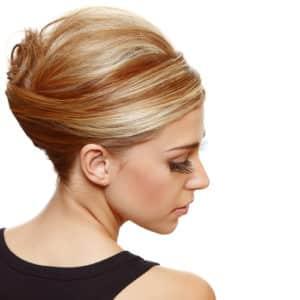 Frisuren Mit Großer Haarklammer Haarstyling Lange Haare